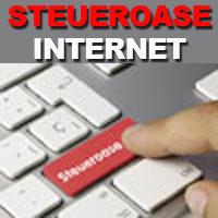 Steueroase Internet