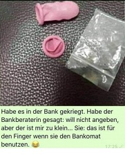 Finger-Kondom